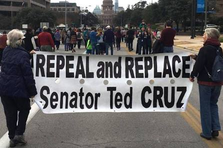 Repeal and Replace Ted Cruz